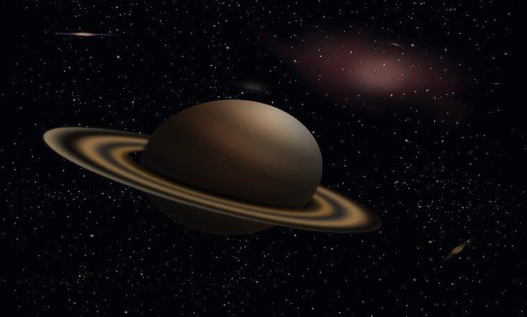 Space rings disks