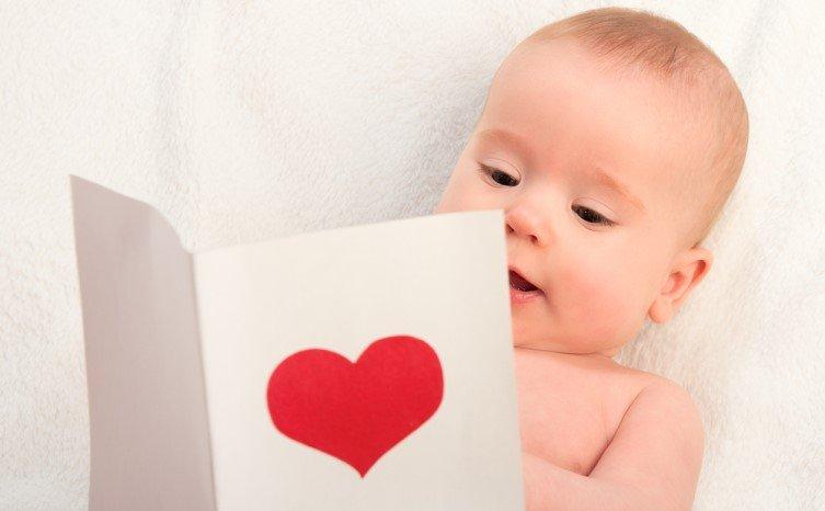 schrijven geboorte kaartje