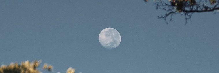 Leef mee met het maanritme