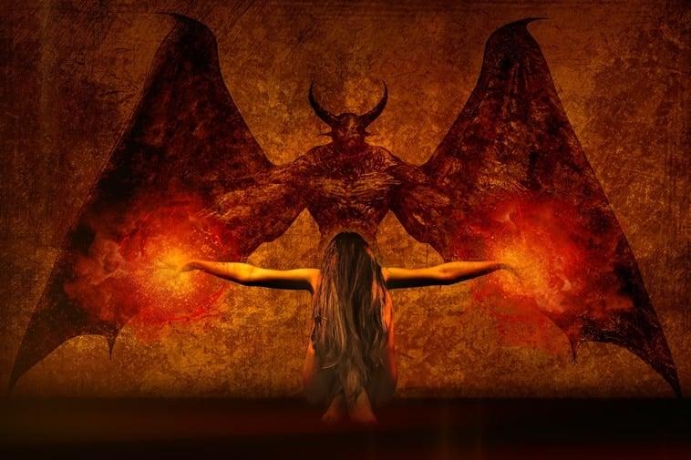 hora do diabo