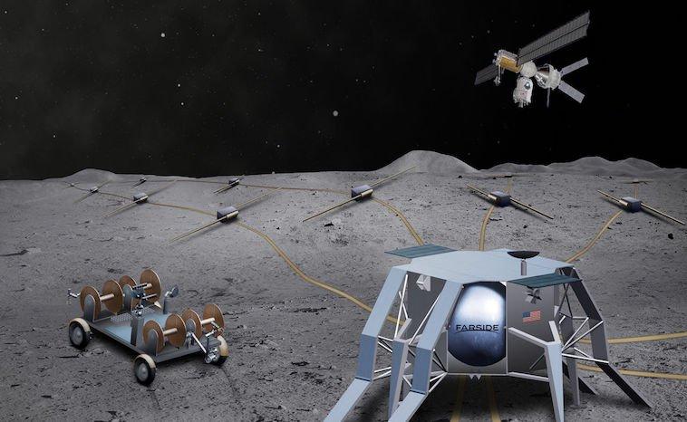 Lunar Radio Telescope