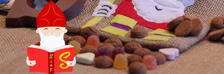 12 Sinterklaas Surprise versjes