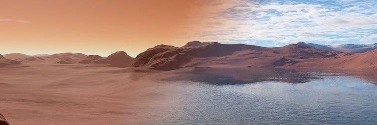 Mars' Water