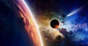 image de la planète nibiru