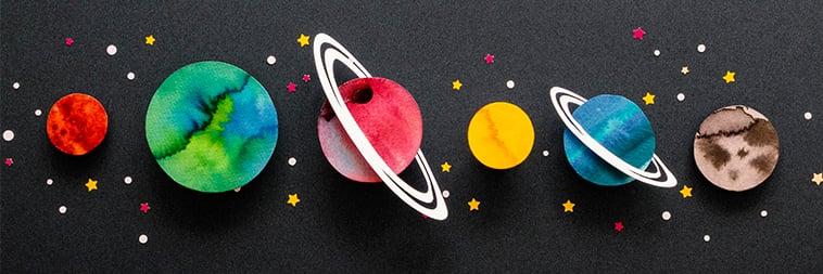Onze planeten