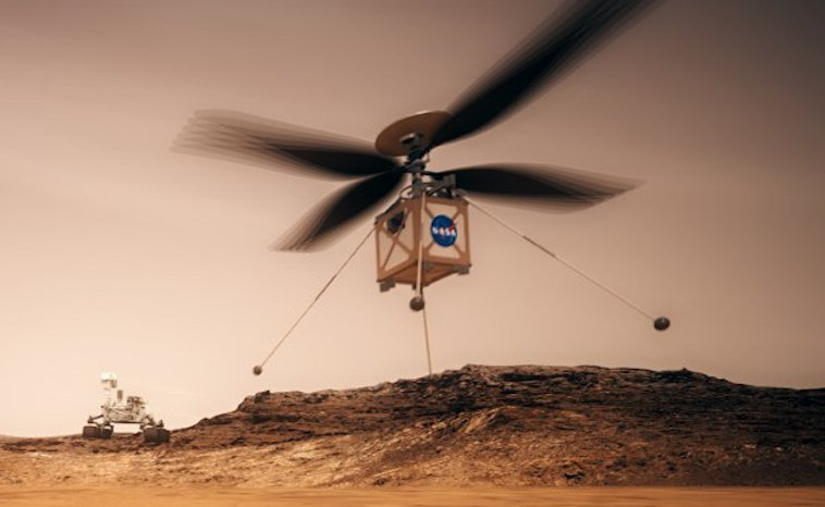 Mars Science Helicopter