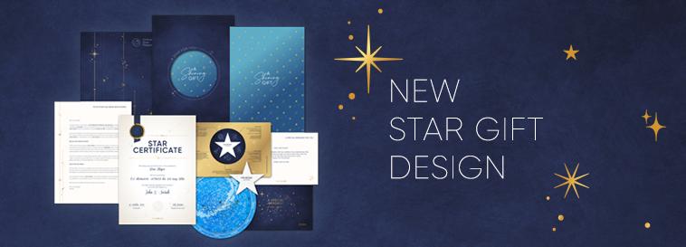 New star gift design